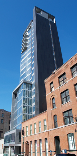 Chelsea Arts Tower: 45 West 25th St
