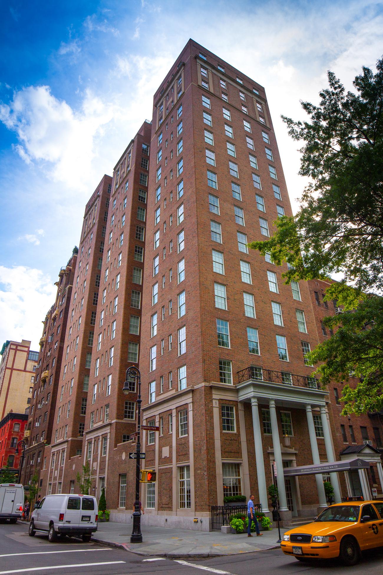 18 Gramercy Park South