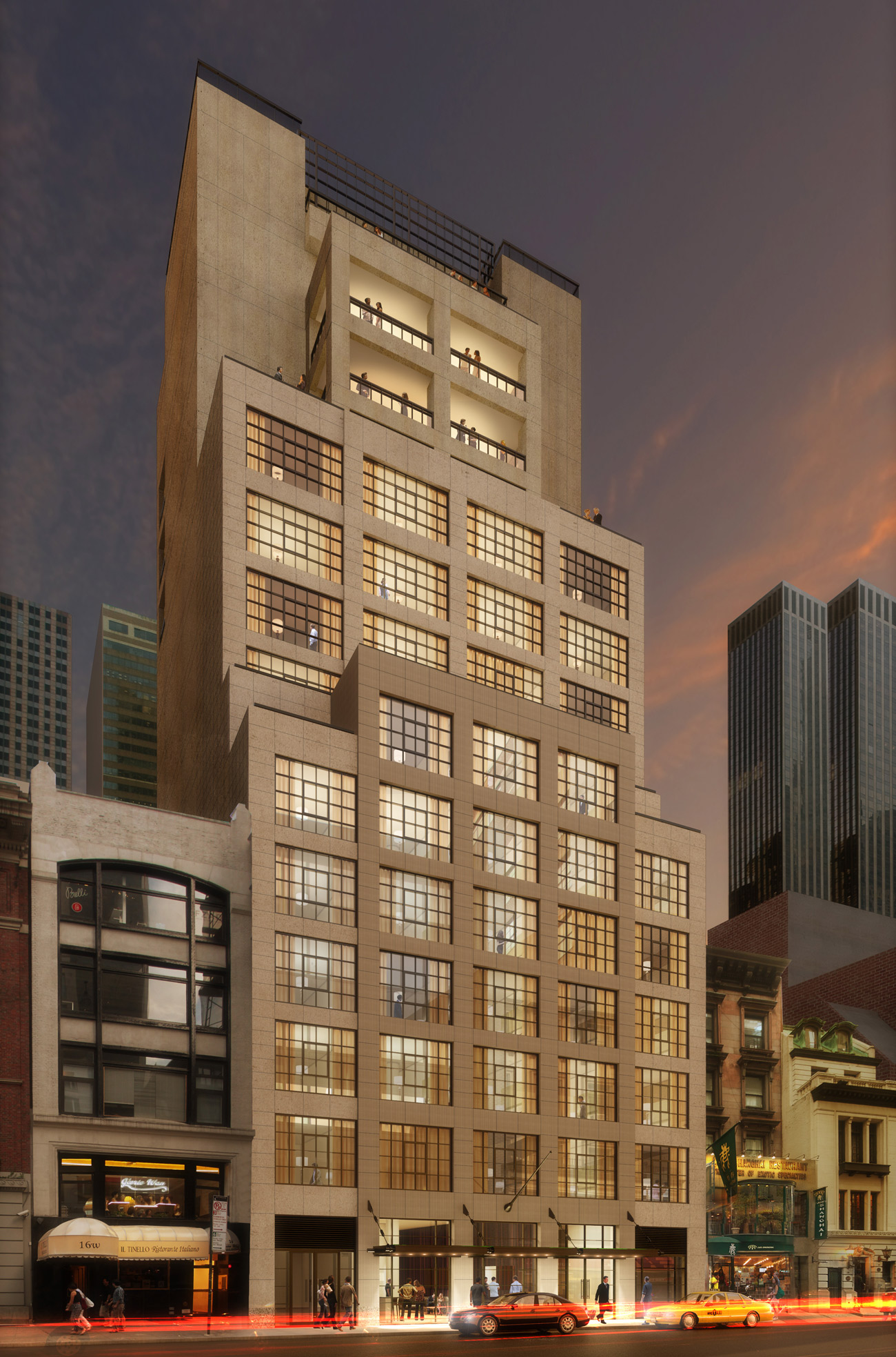 The Whibty Hotel: 18 W.56th St